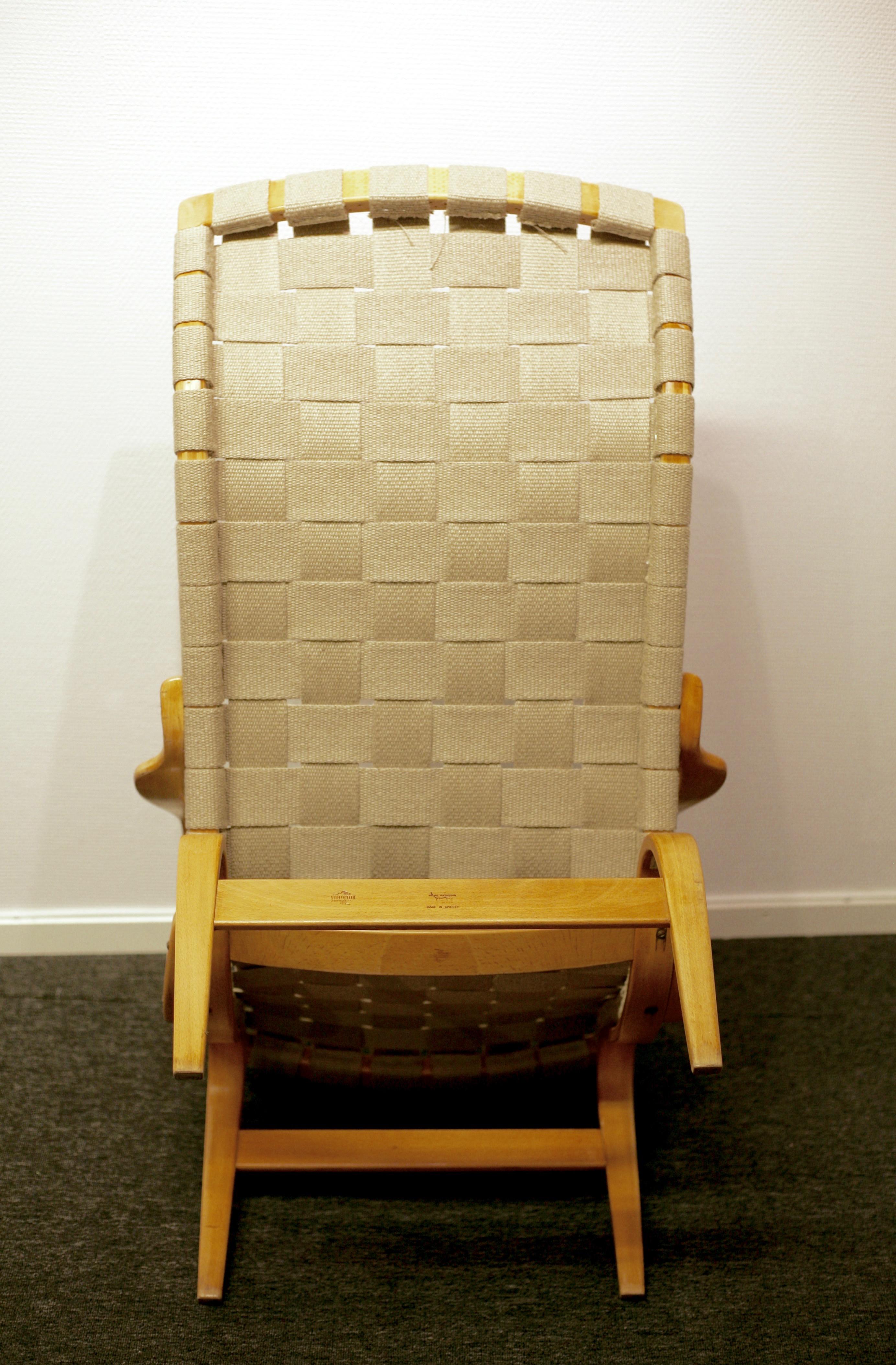 Pernilla 2 chair by Bruno Mathsson 1944