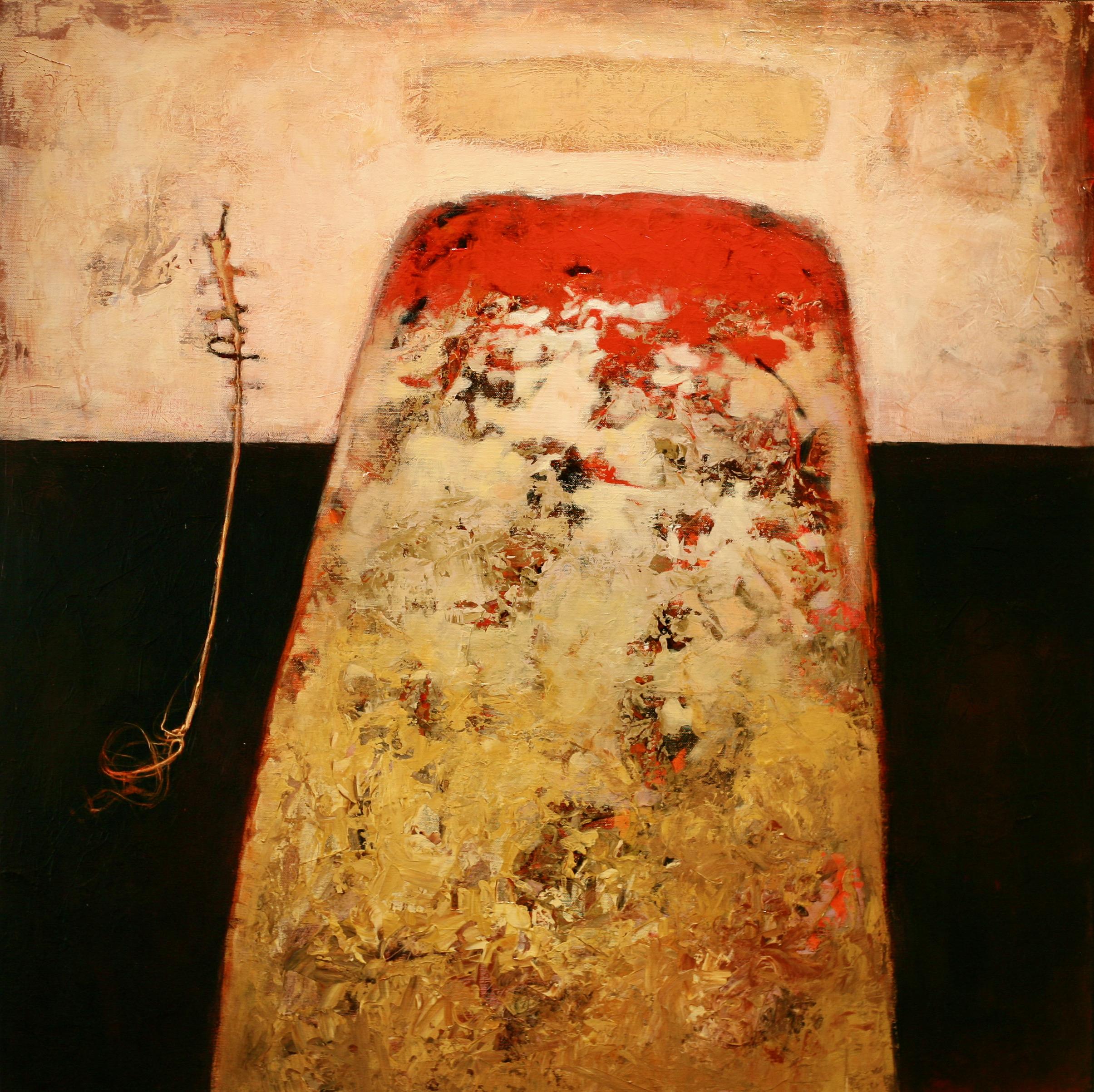 Oleg Bondarenko - Il Castello, oil painting