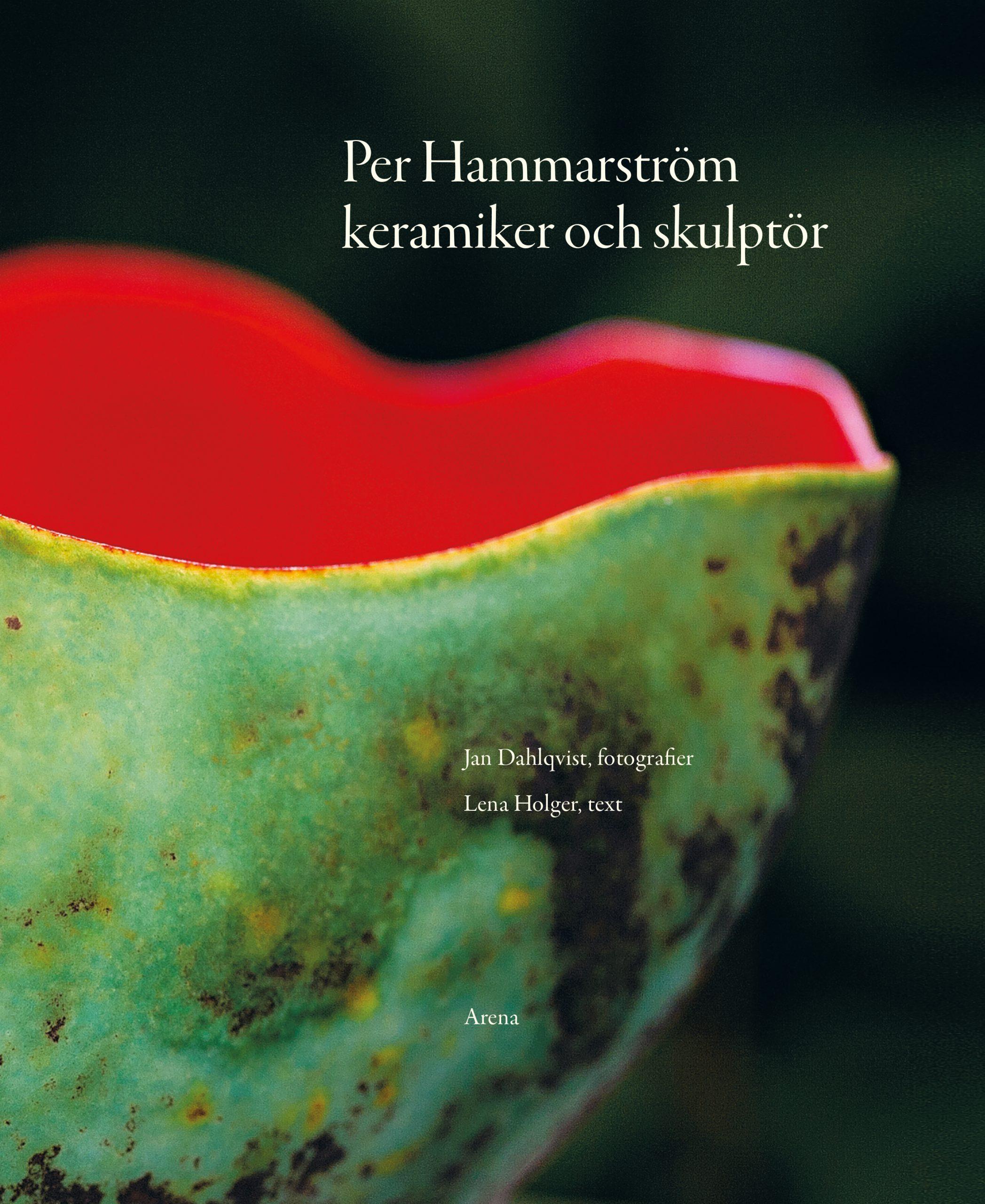 Per Hammarström - Bok, Per hammarström, keramiker och skulptör