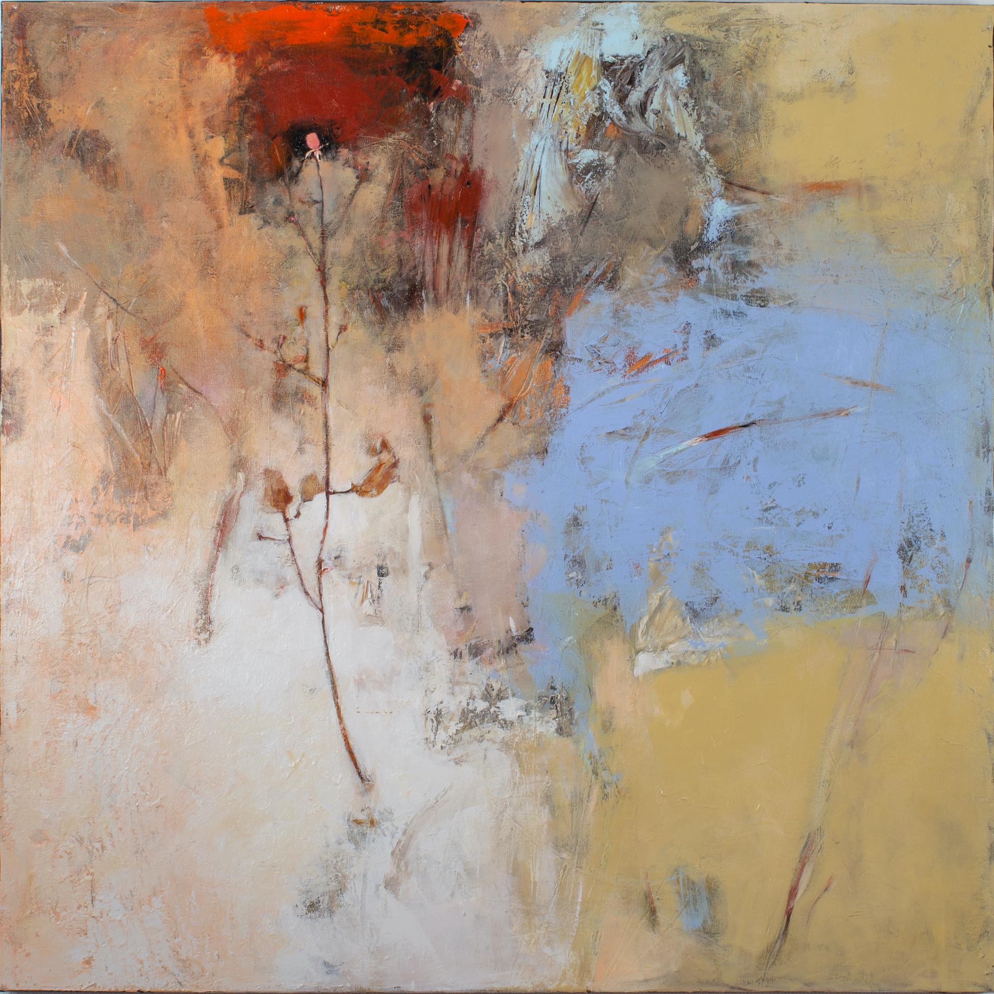 Oleg Bondarenko - Secret dance of Nature II, oil painting