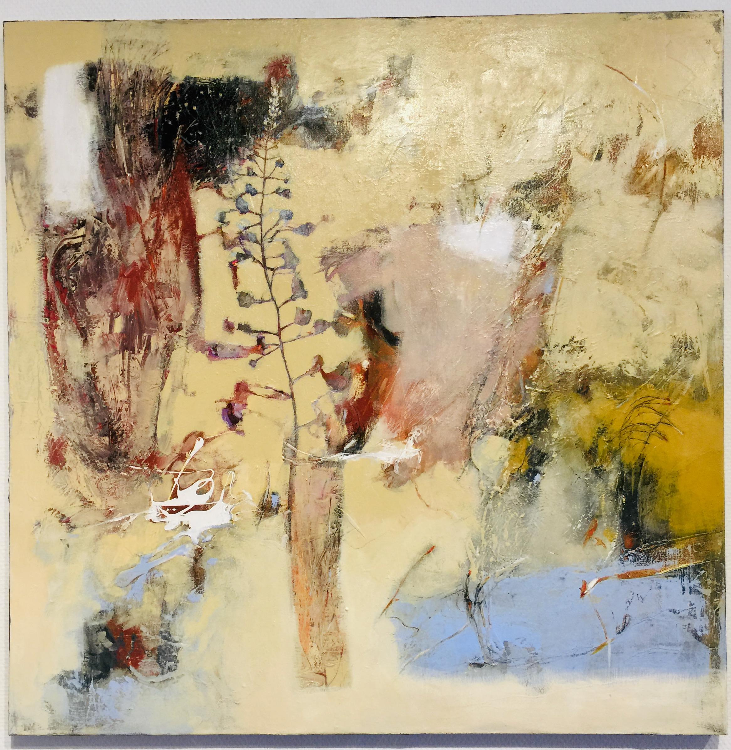 Oleg Bondarenko - Secret dance of Nature I, oil painting