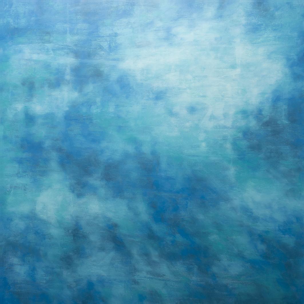 Torbjörn Limé - Bortom (Beyond), oil on canvas