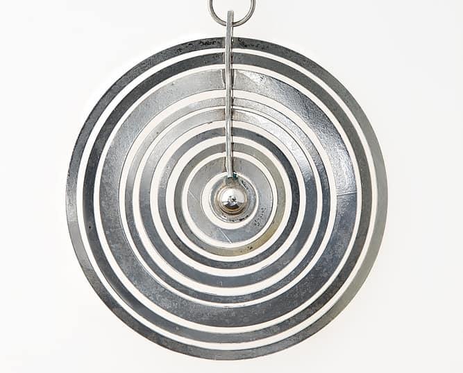 Tapio Wirkkala - Silver Moon, silver pendant