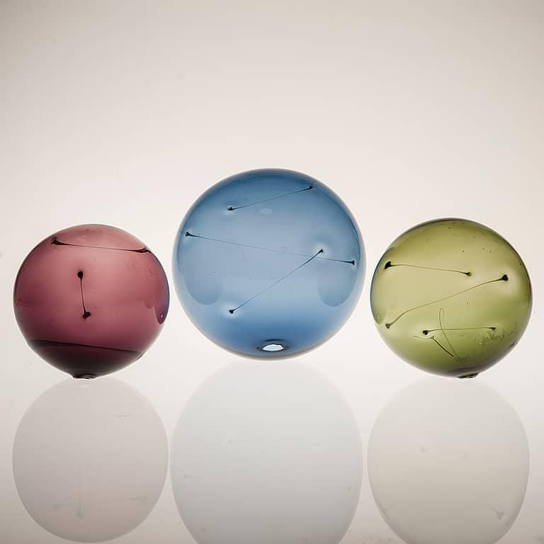 Aurinkopallo, Sun Balls, by Timo Sarpaneva