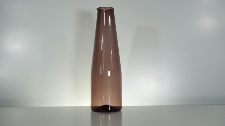 Glass caraffe by Timo Sarpaneva
