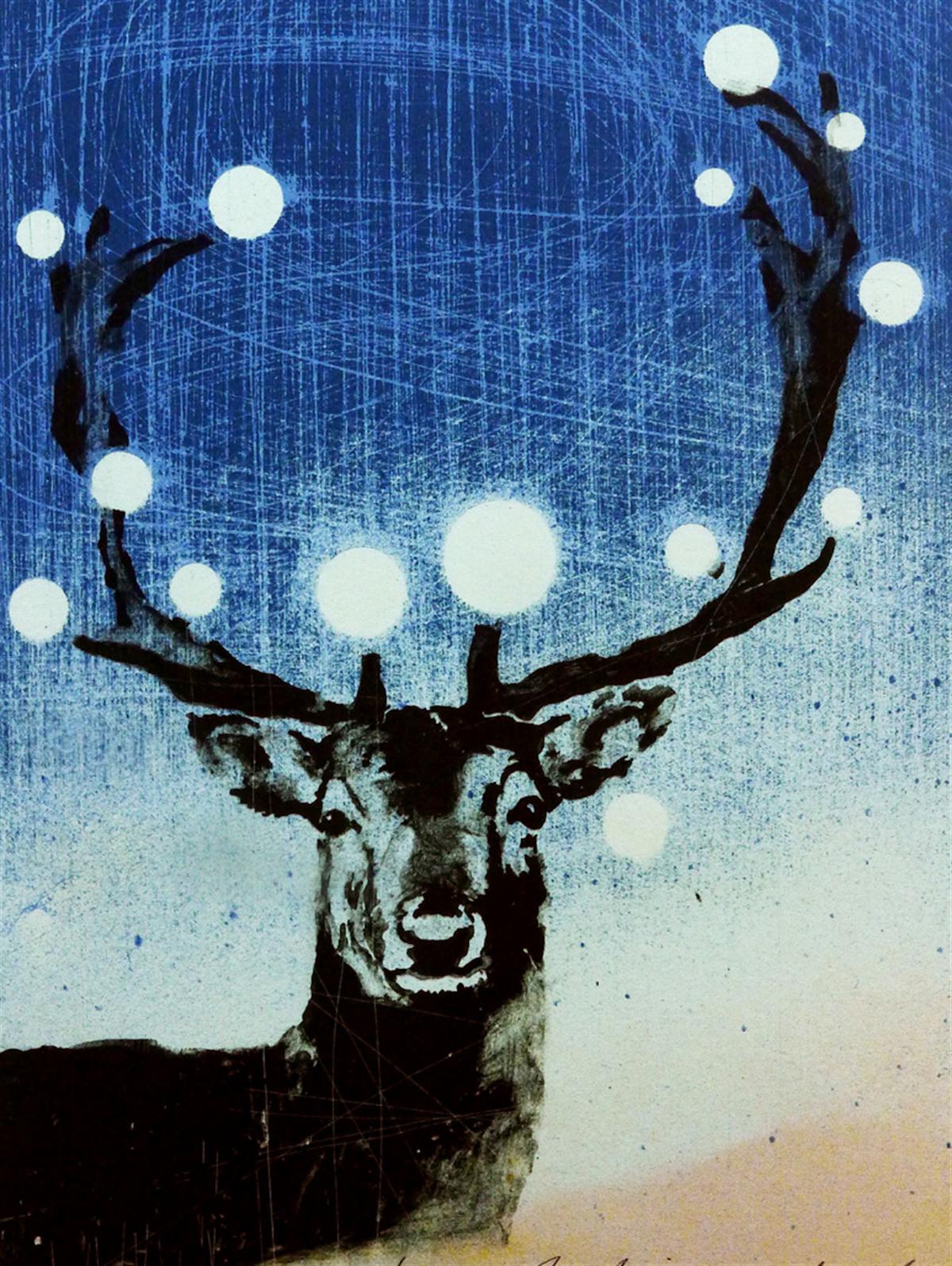 Joakim Allgulander - Lamp deer