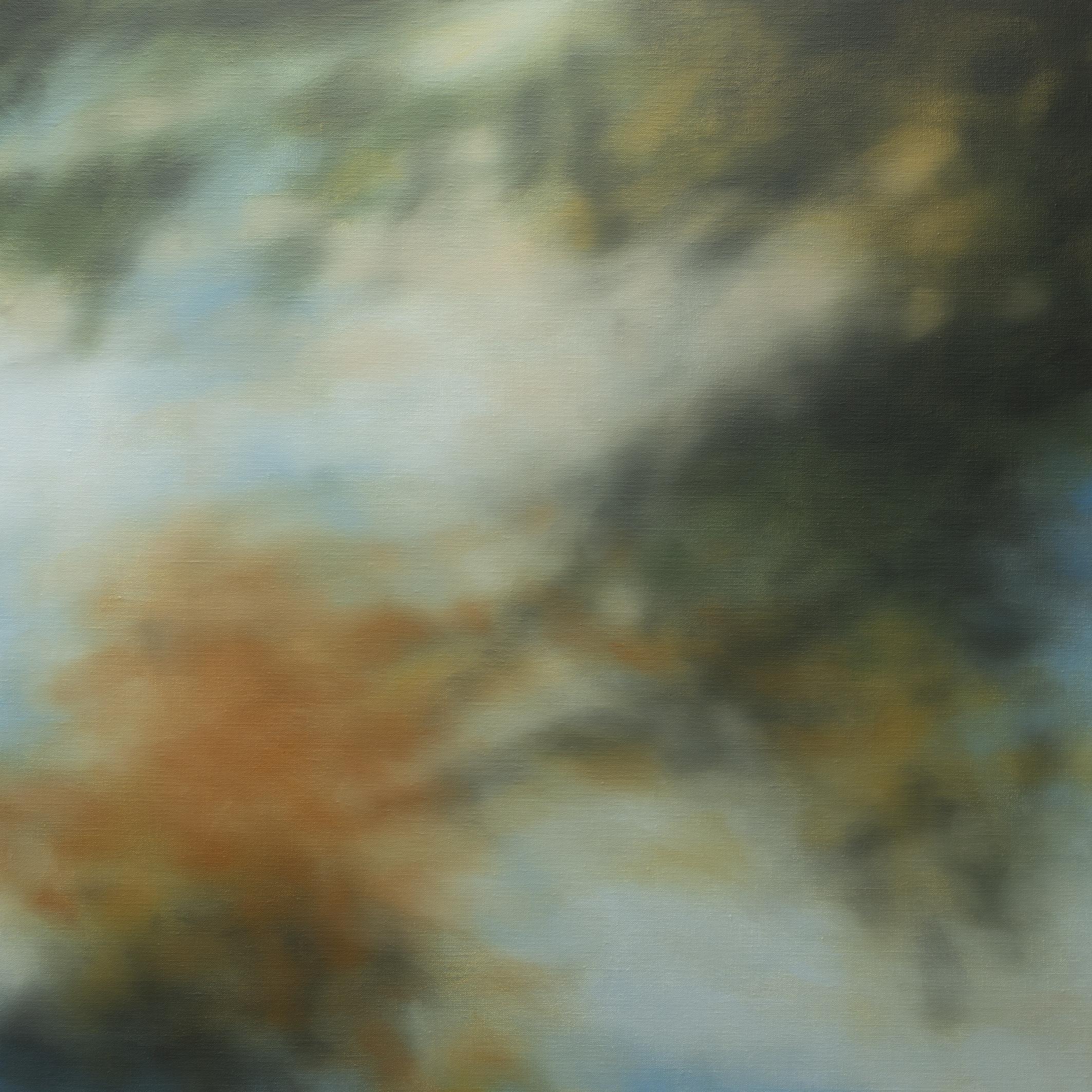 Torbjörn Limé - Reconstruction, oil on canvas