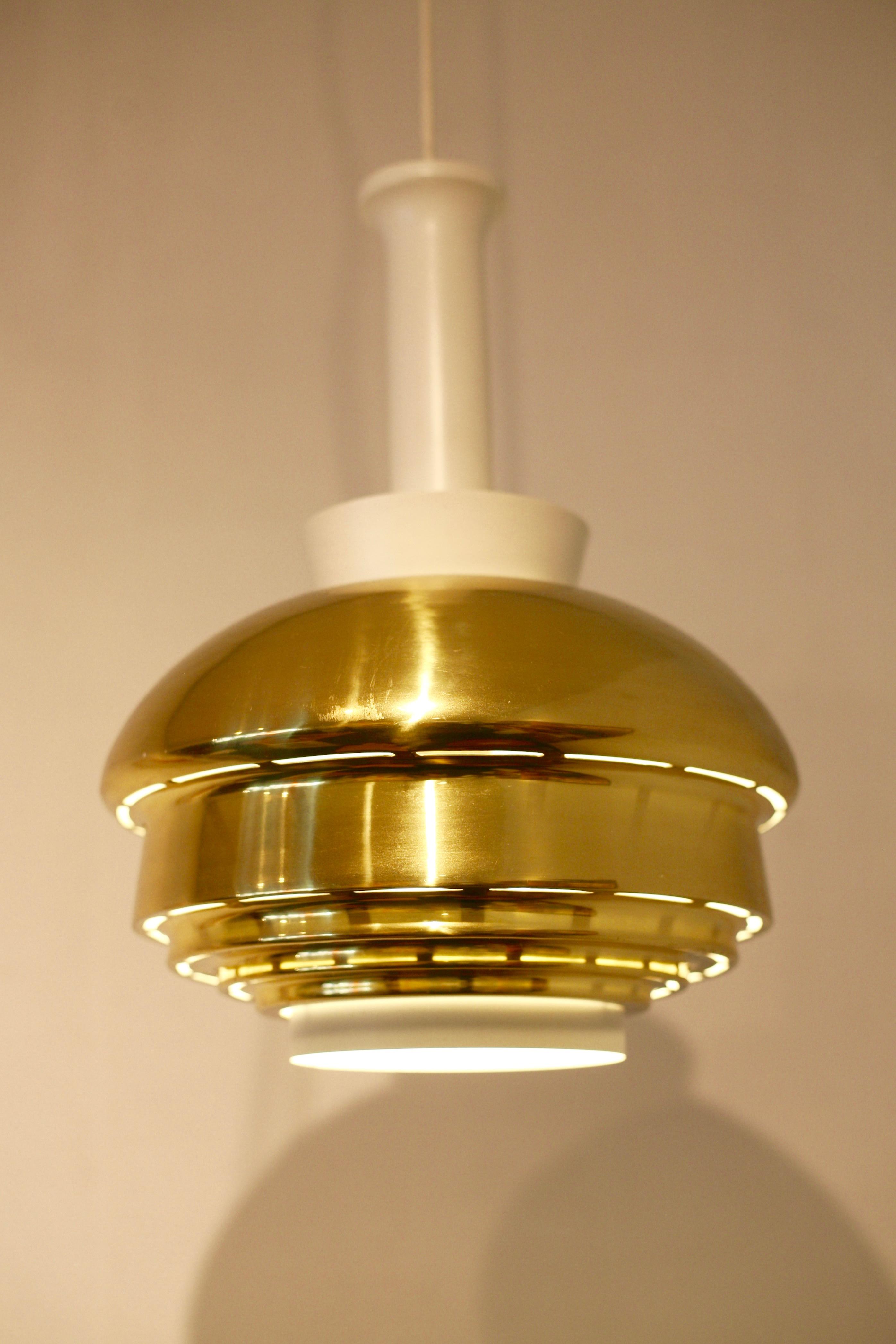 Alvar Aalto, ceiling lamp A335B, for Artek