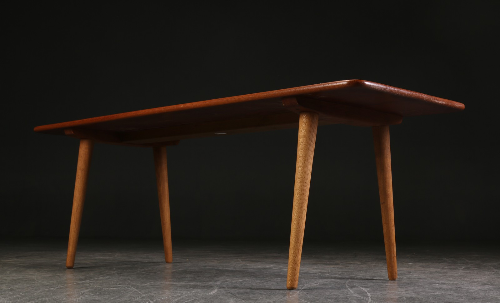 Sofa table AT-11 by Hans Wegner