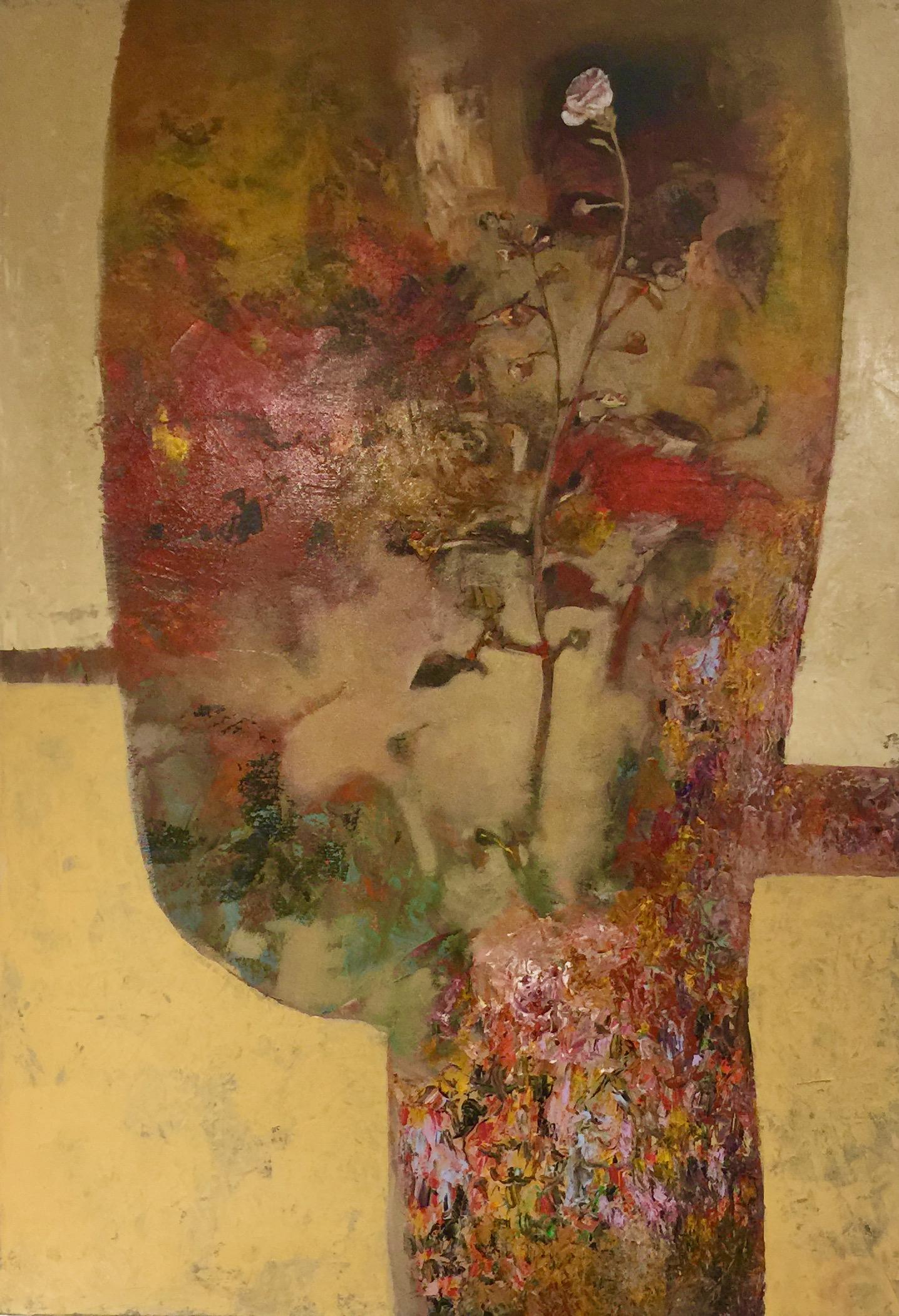 Oleg Bondarenko - Hana II, oil painting