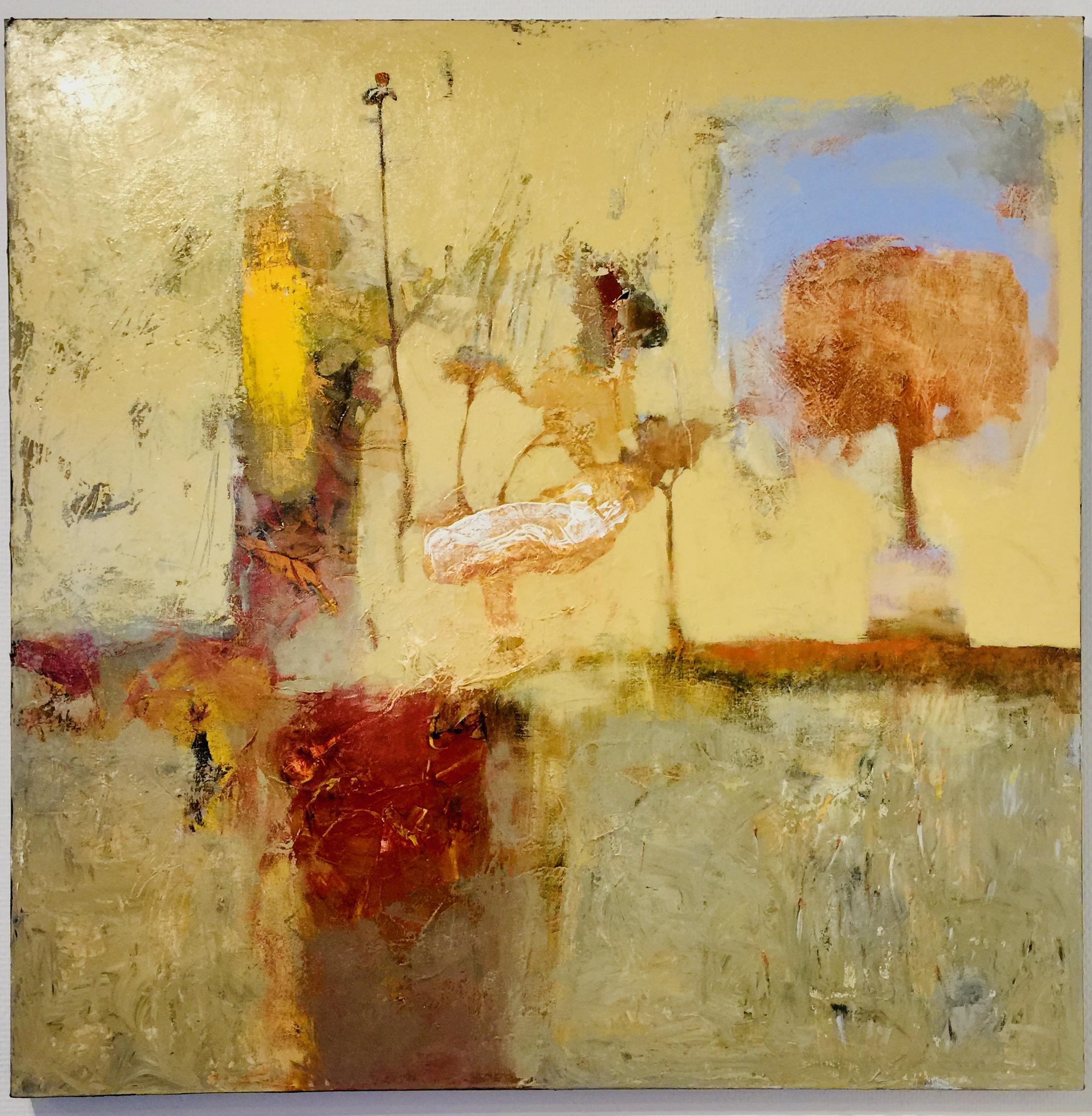 Oleg Bondarenko - Secret dance of Nature IV, oil painting
