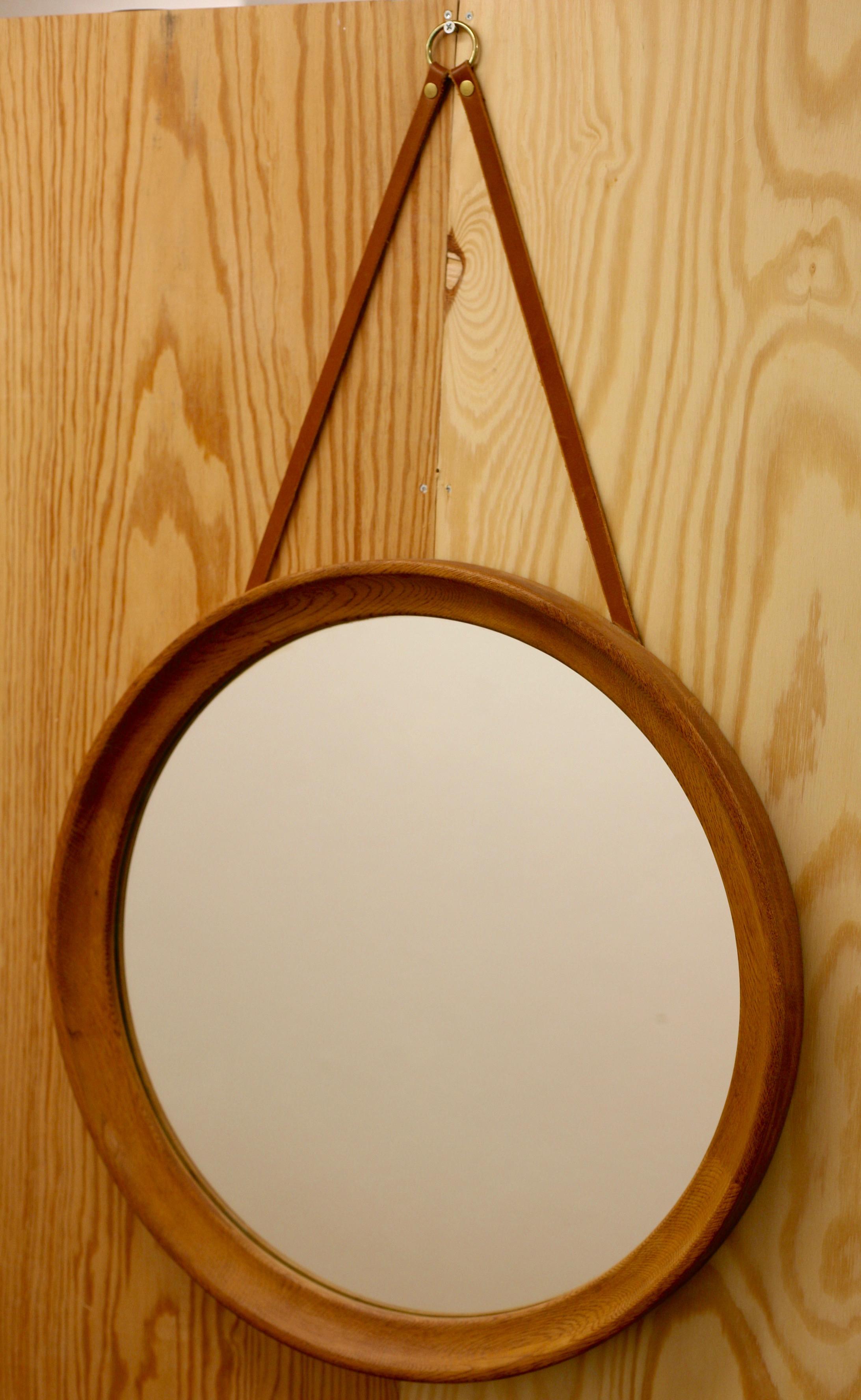 Uno & Östen Kristiansson (Luxus) - Oak mirror