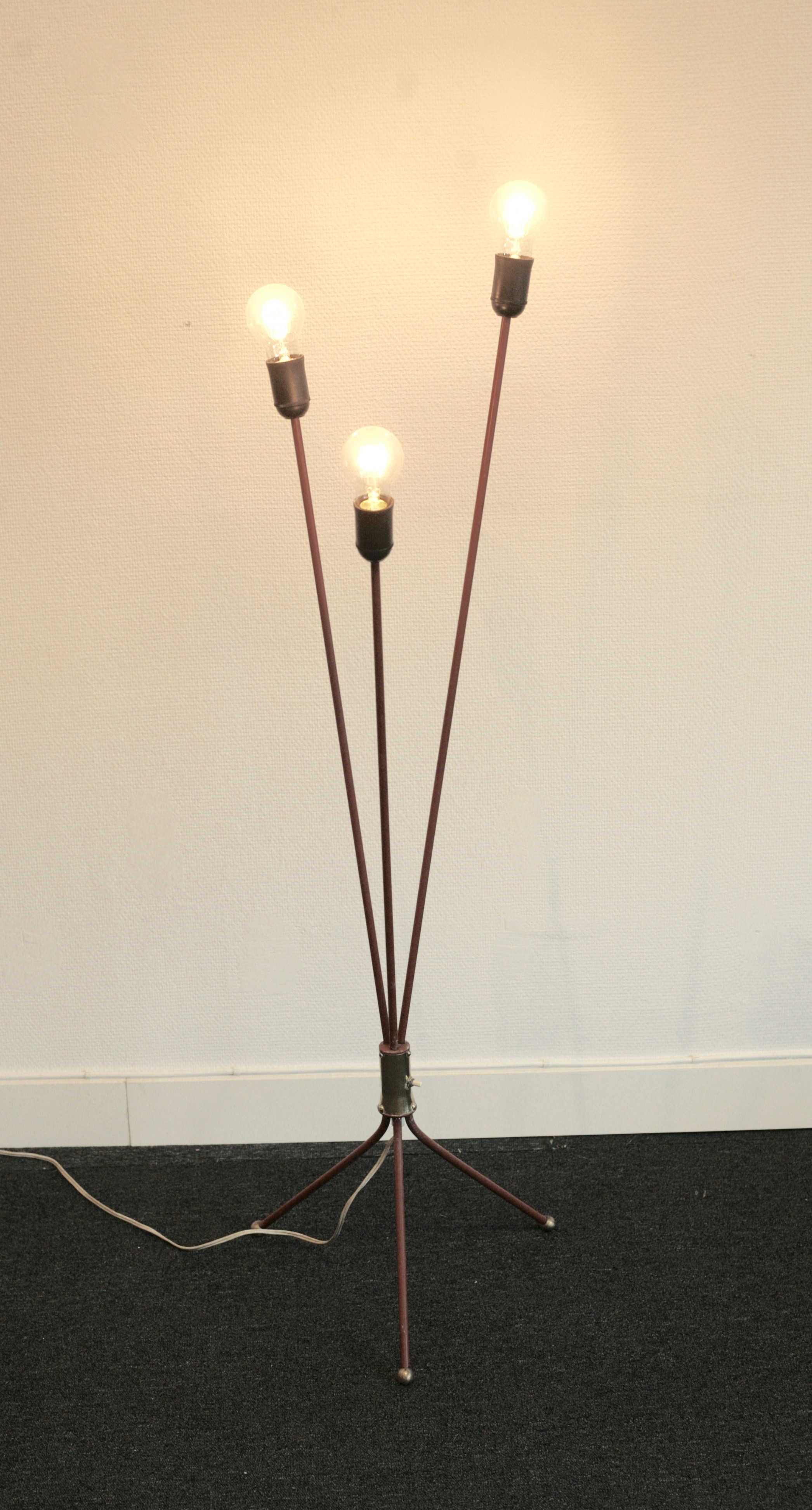 Cool 1950´s floor lamp