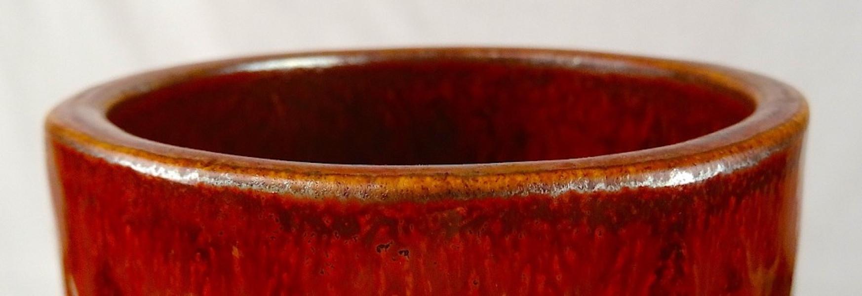 Carl-Harry Stålhane, keramikvas