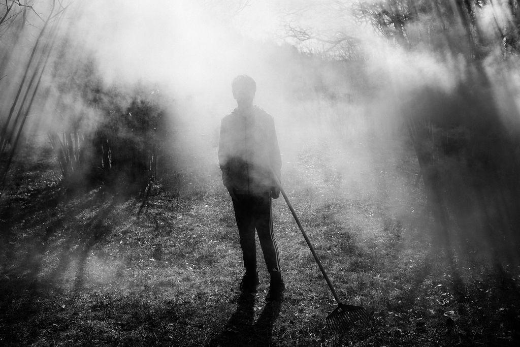 Smoke - Photo by Jessica Lindgren Wu
