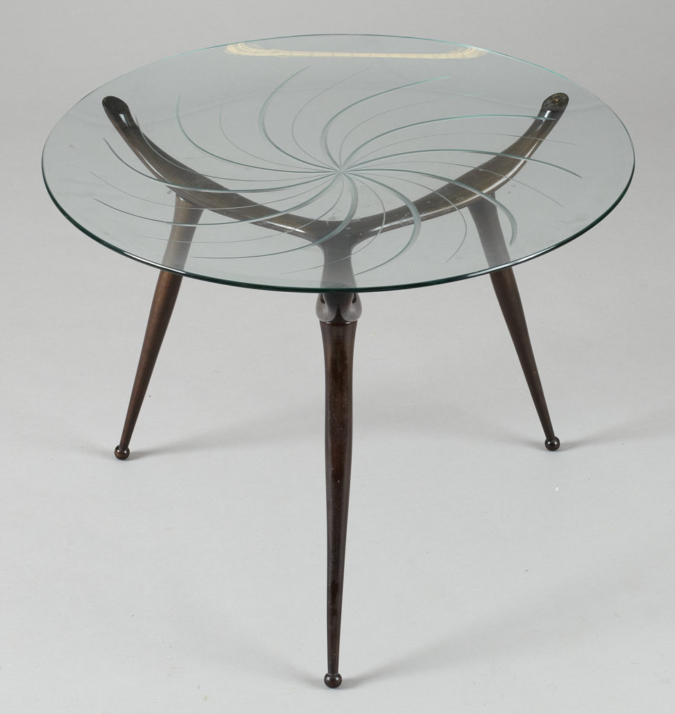 Fruit table by Cesare Lacca for Cassina