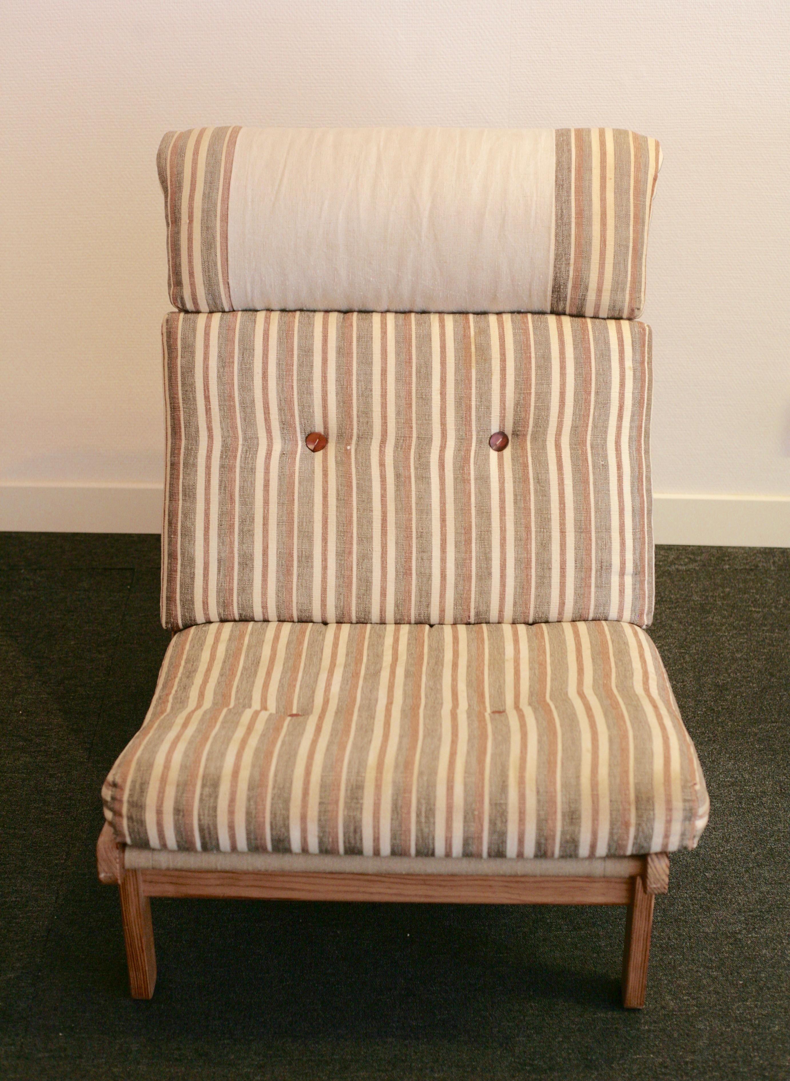 Rag chairs lounge set by Bernt Petersen