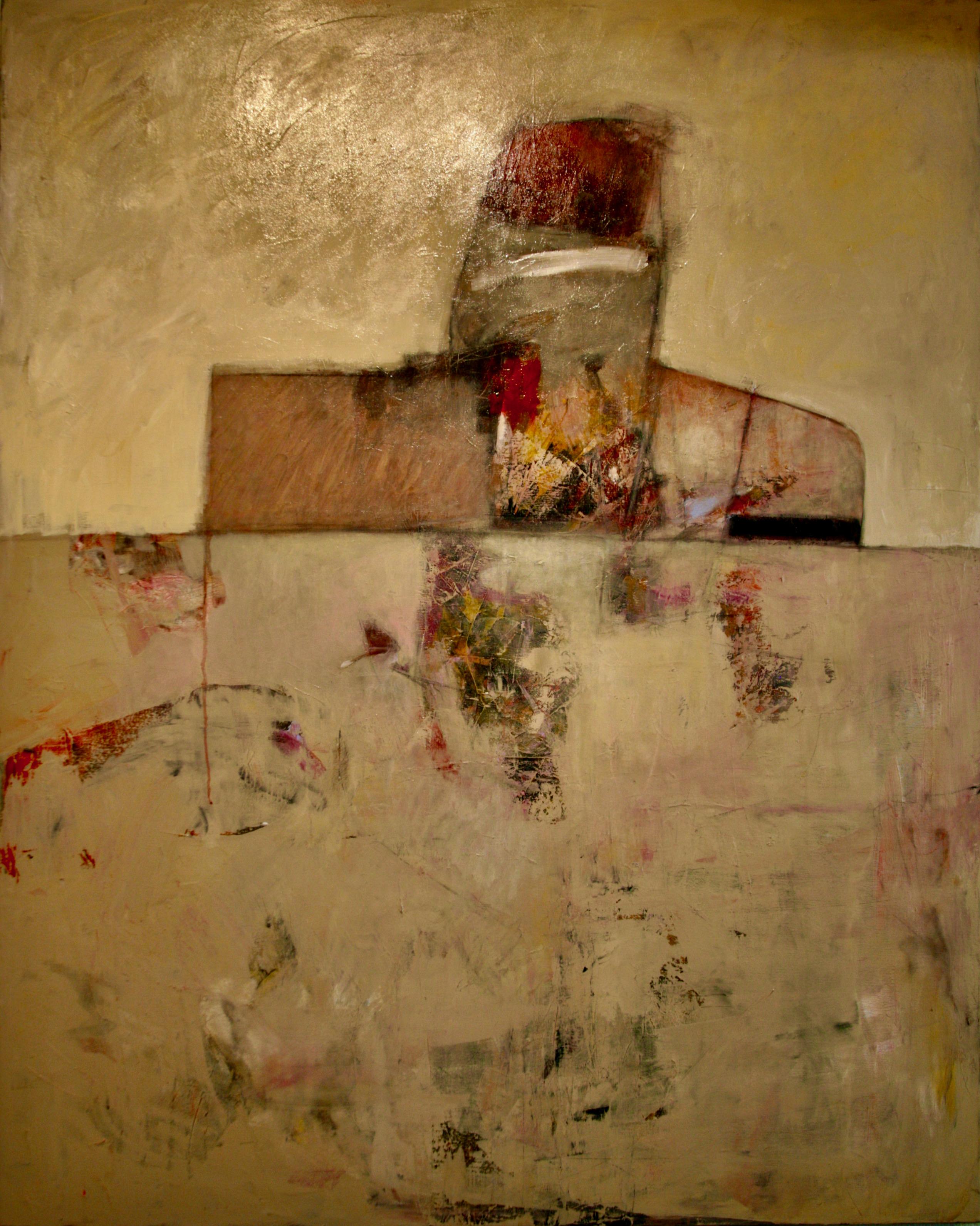 Oleg Bondarenko - Mirage, oil painting