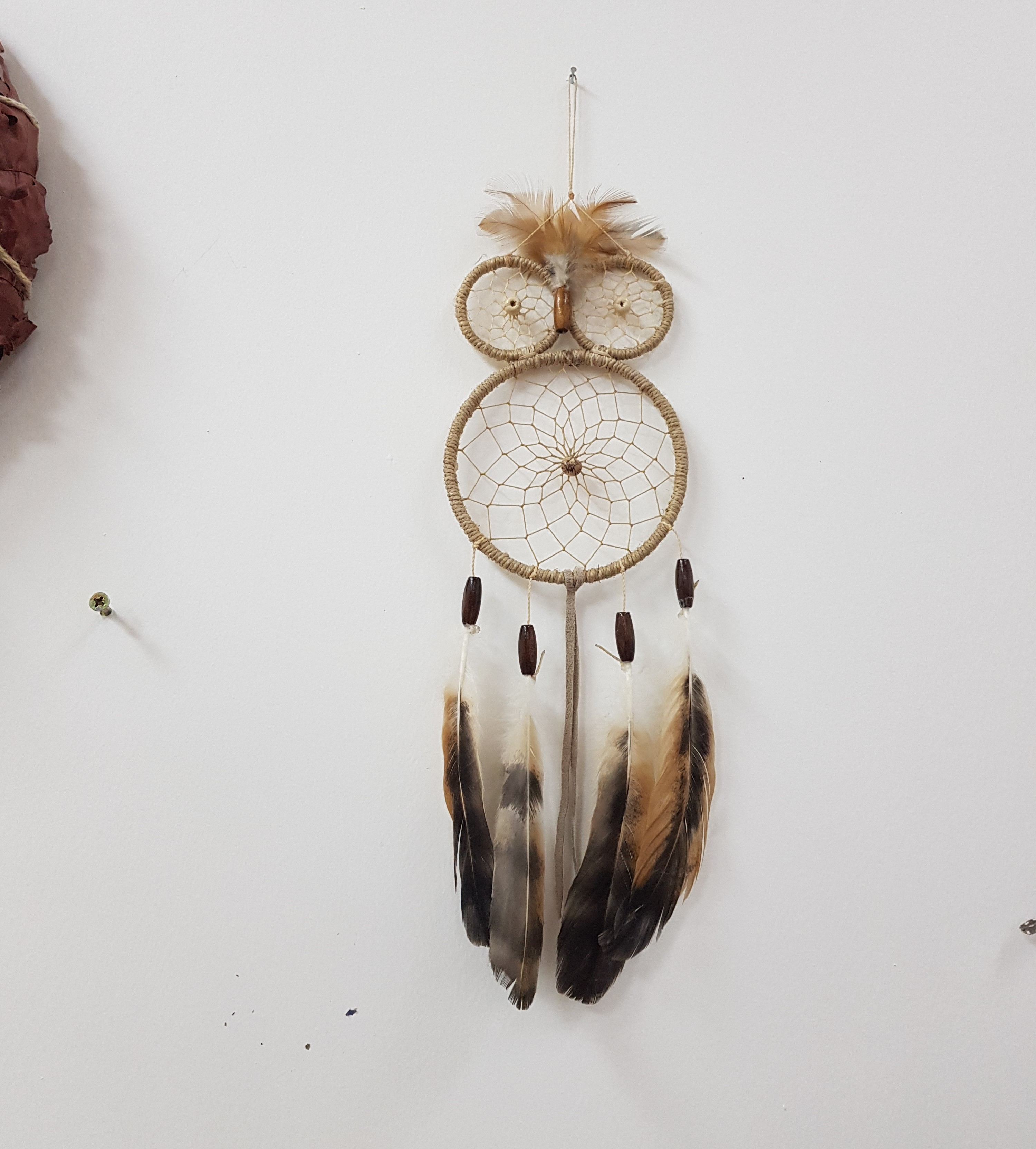Drömfångare brun 5cm x37cm