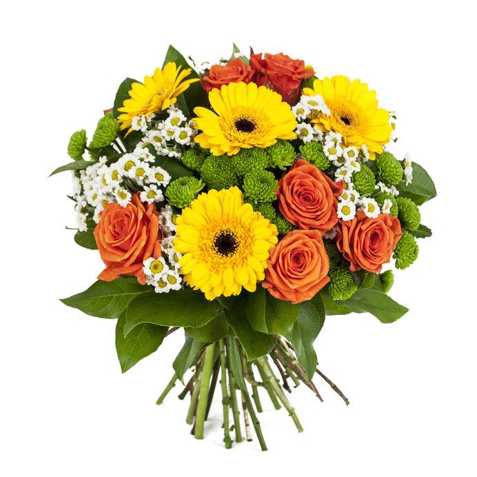 Blomsterglädje