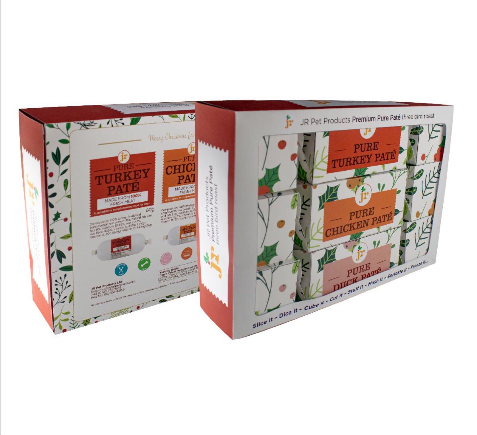 Christmas Crackers (3 bird roast)