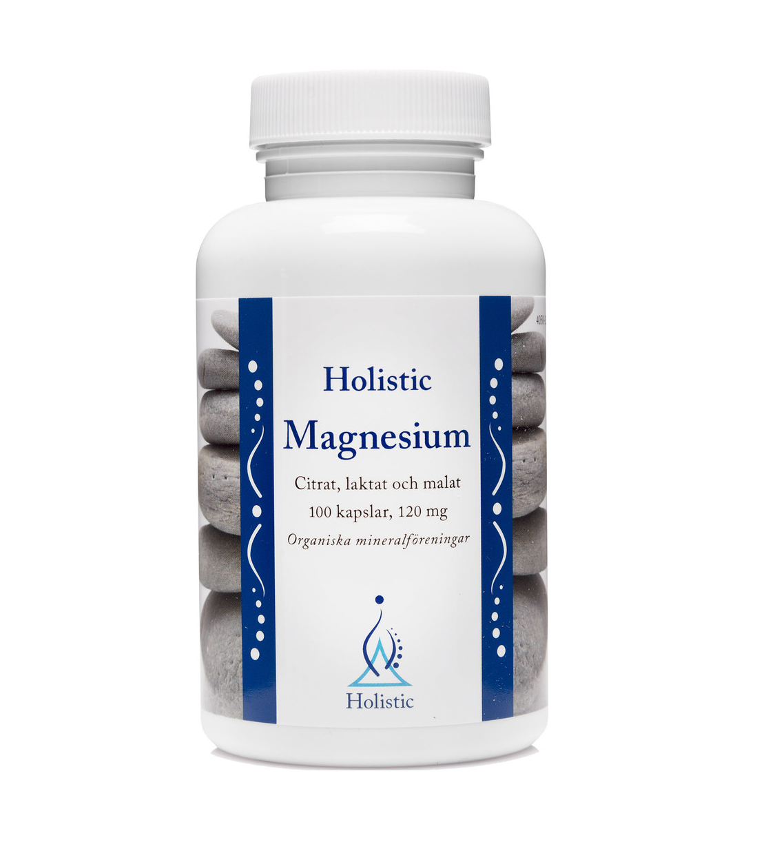Magnesium 100kapsla
