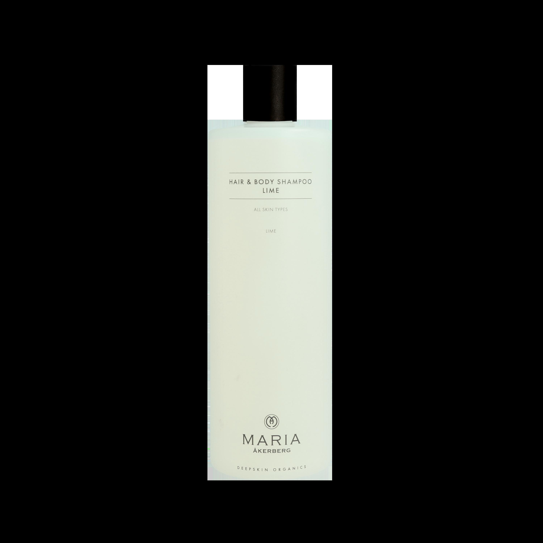 Hair & Body Shampoo Lime