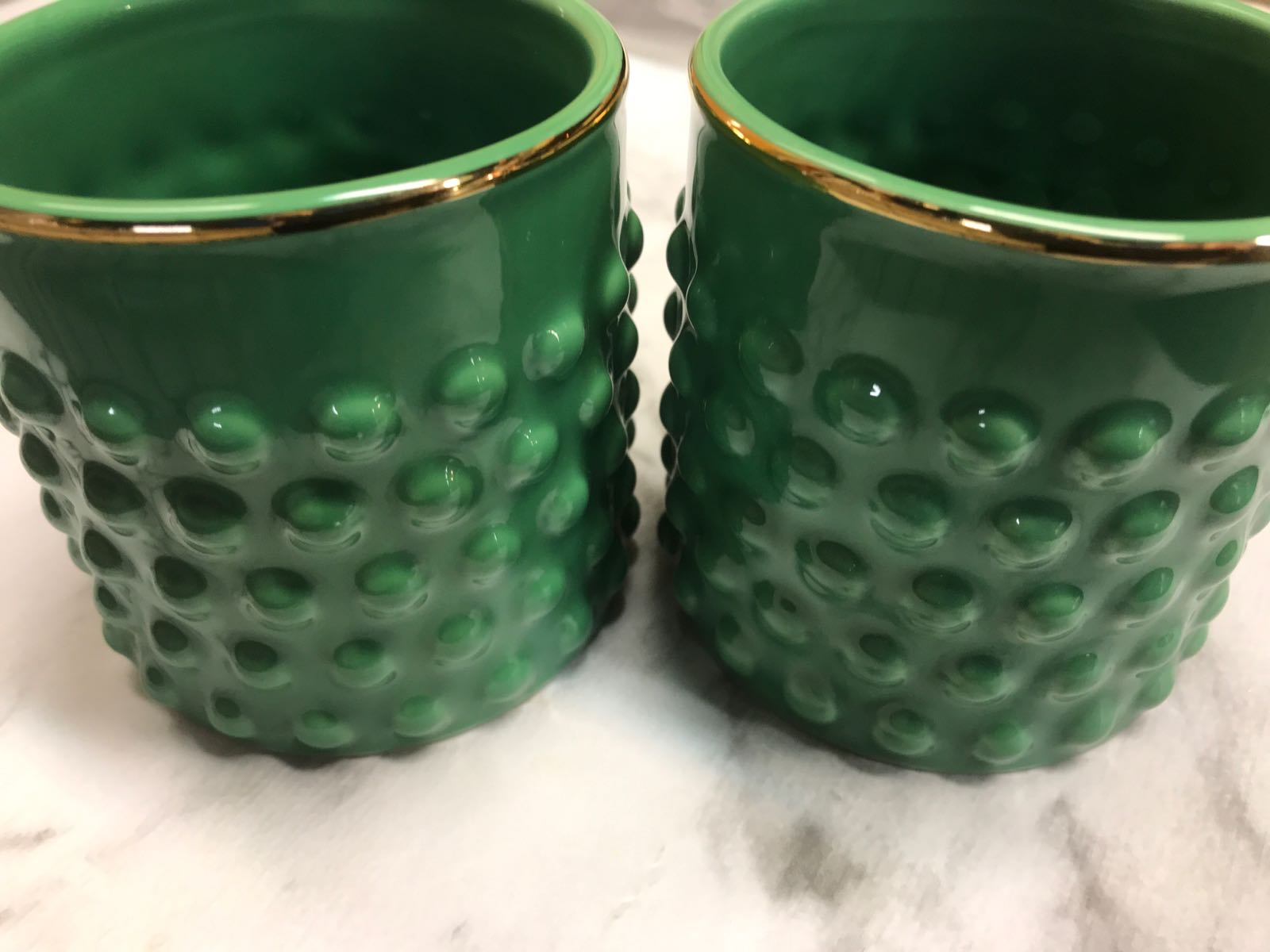 Mugg bubblor (grön)