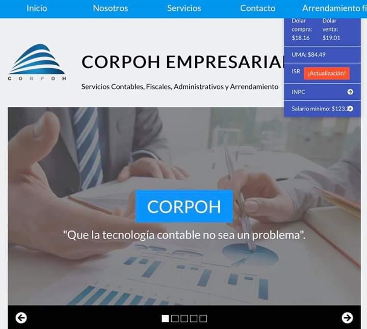 Corpoh Empresarial