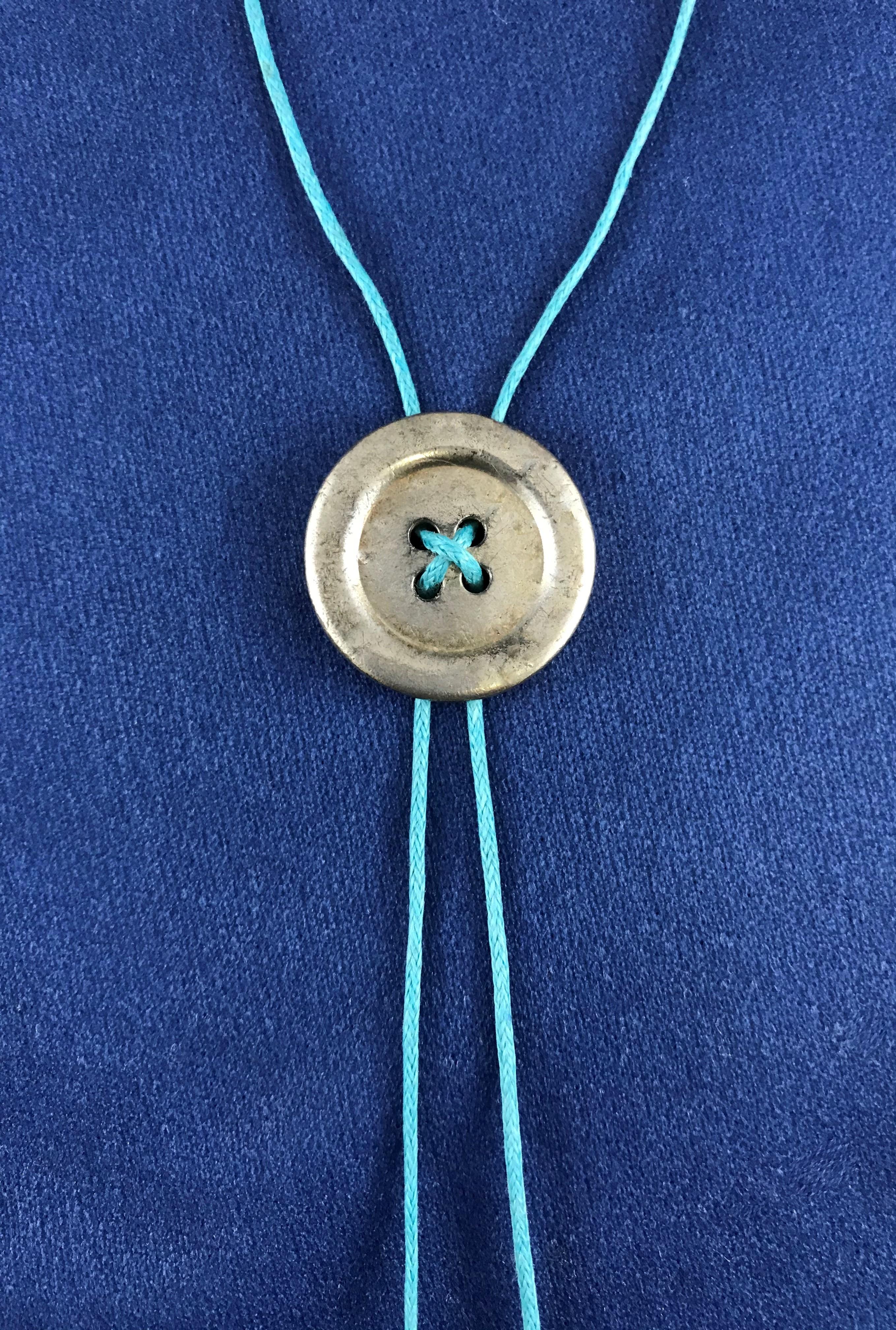Zunft-Knopf aus Silber