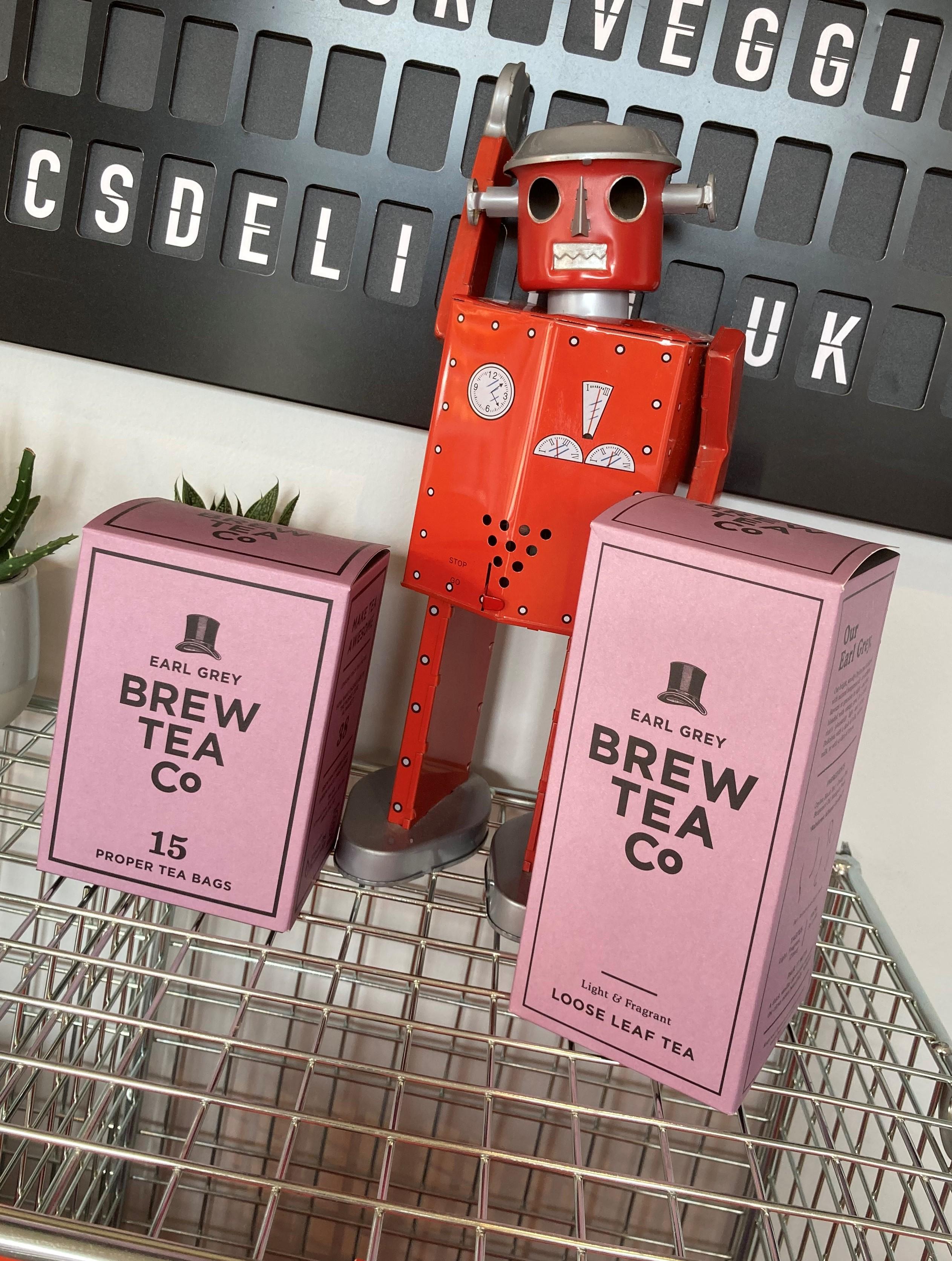 Brew Tea Co Earl Grey - 1/4lb Loose Leaf