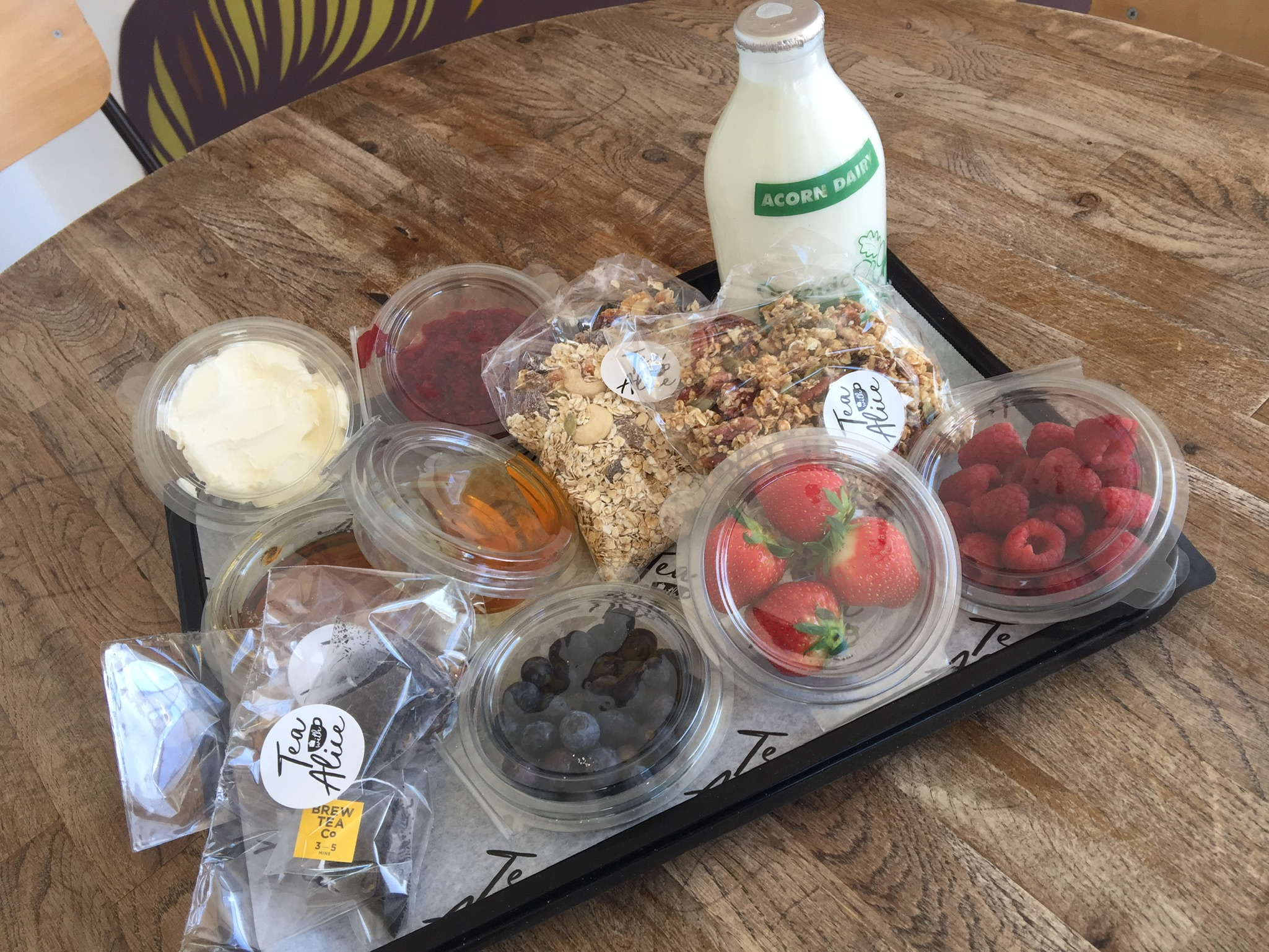 TWA Breakfast Club Hamper