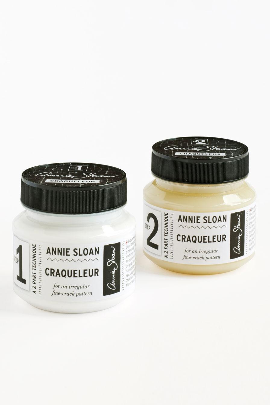 Annie Sloan | Craquleur (steg 1&2)