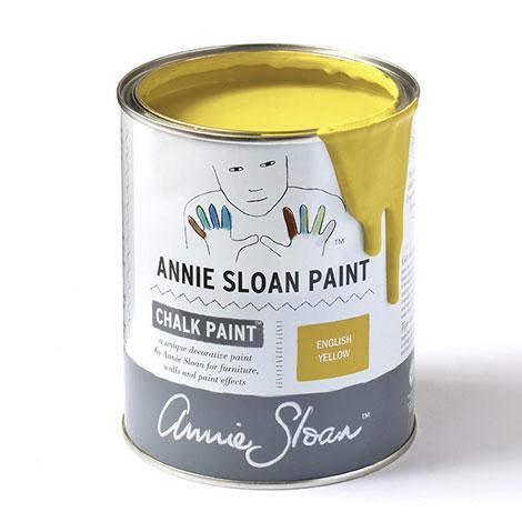 Annie Sloan Chalk Paint™ English Yellow