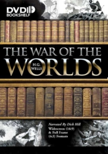 DVD - The War of the Worlds audio/visual book