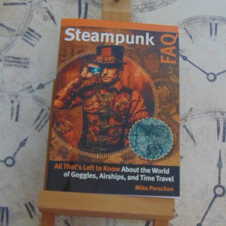 Book - Steampunk FAQ