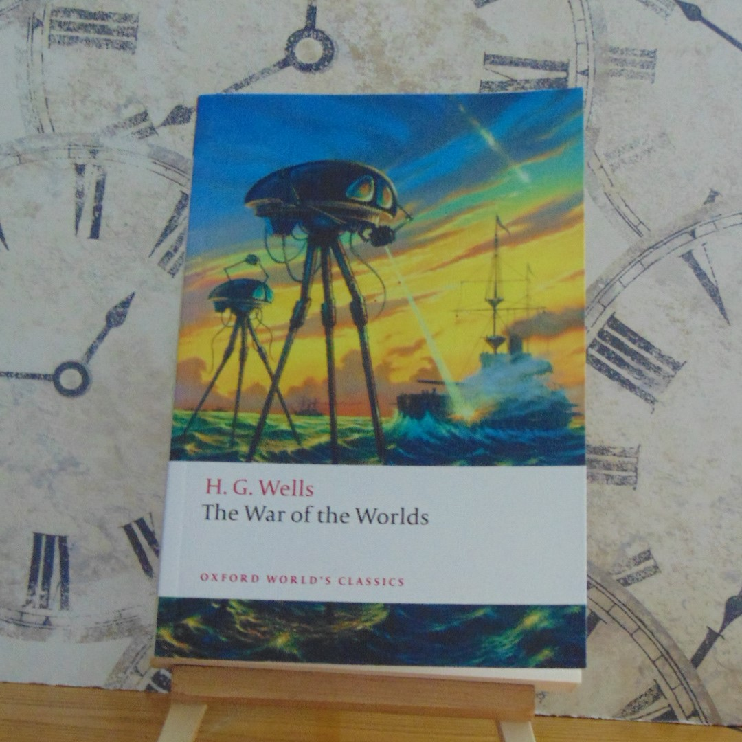 Book - The War of the Worlds (Oxford World Classics Edition)