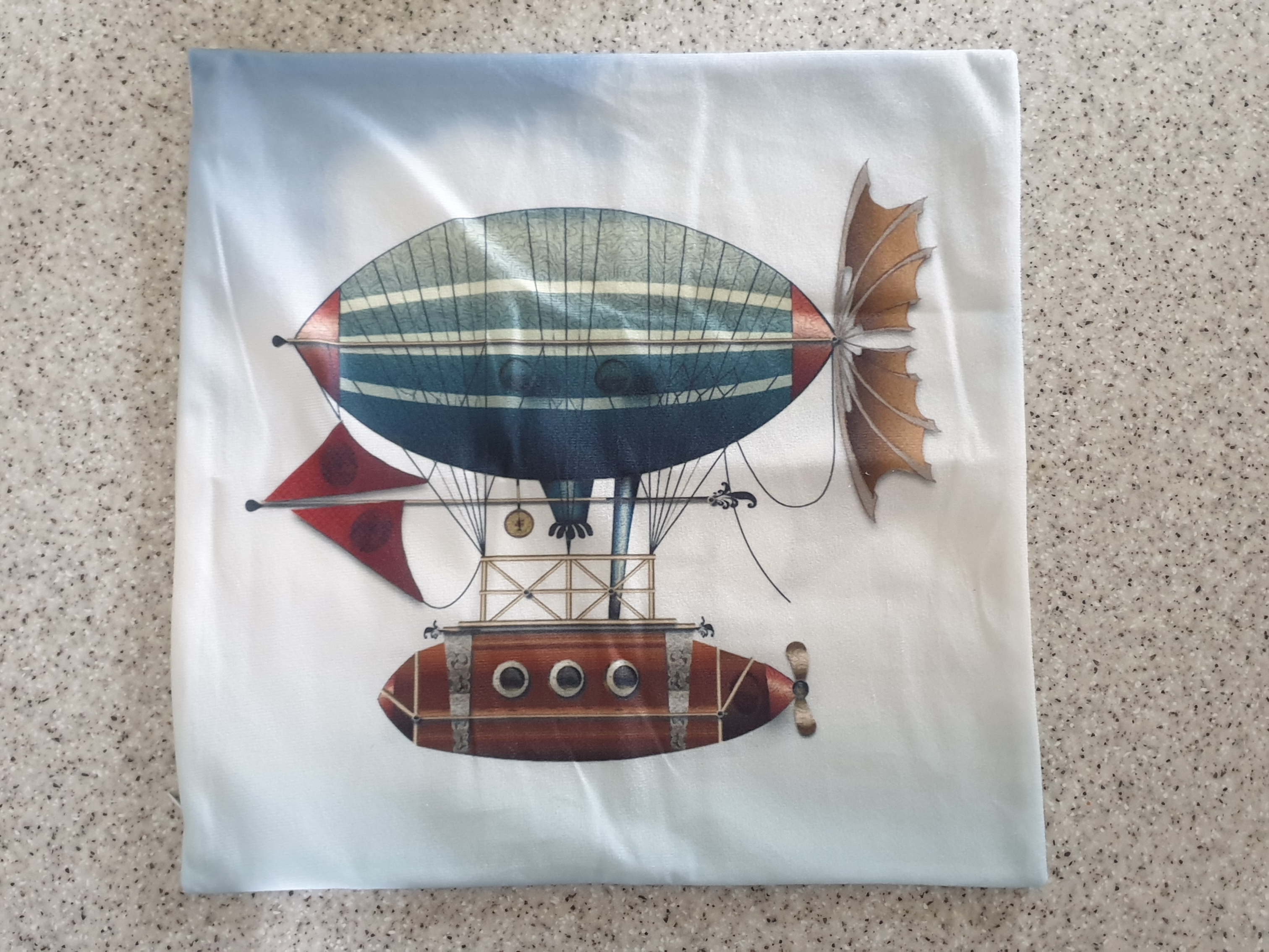 Cushion cover - Airship