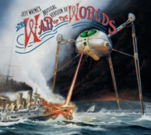 CD - The War of the Worlds, Jeff Wayne Original