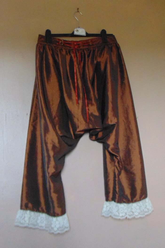 Ladies Pantaloons Handmade by Isis - size up to 16