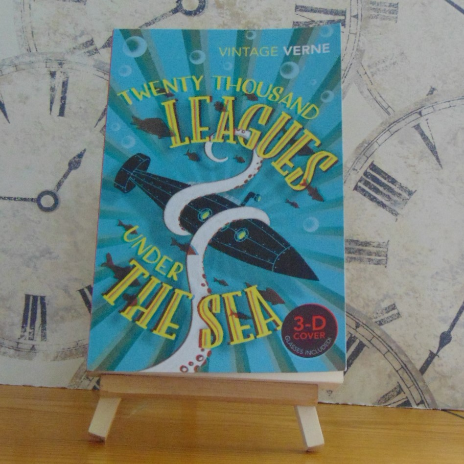 Book - Twenty Thousand Leagues Under the Sea by Jules Verne