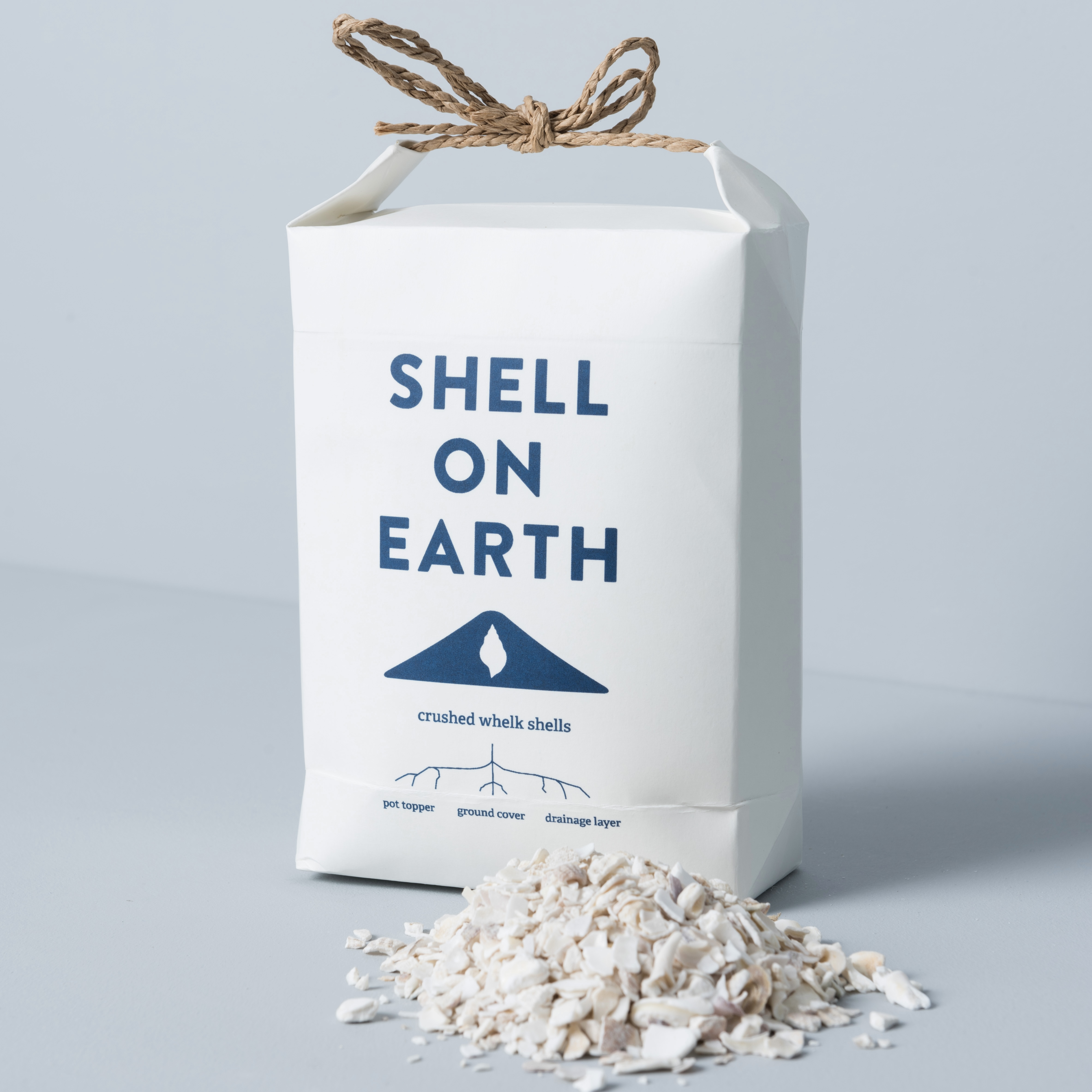 Shell On Earth crushed whelk shells