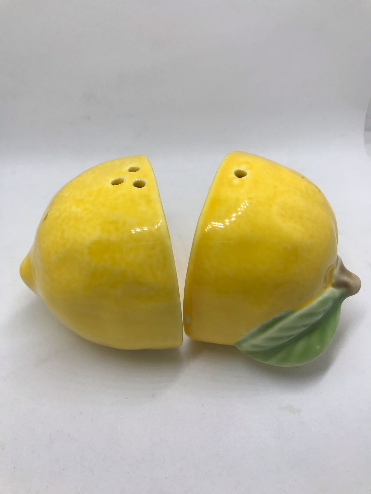 Lemon salt & pepper