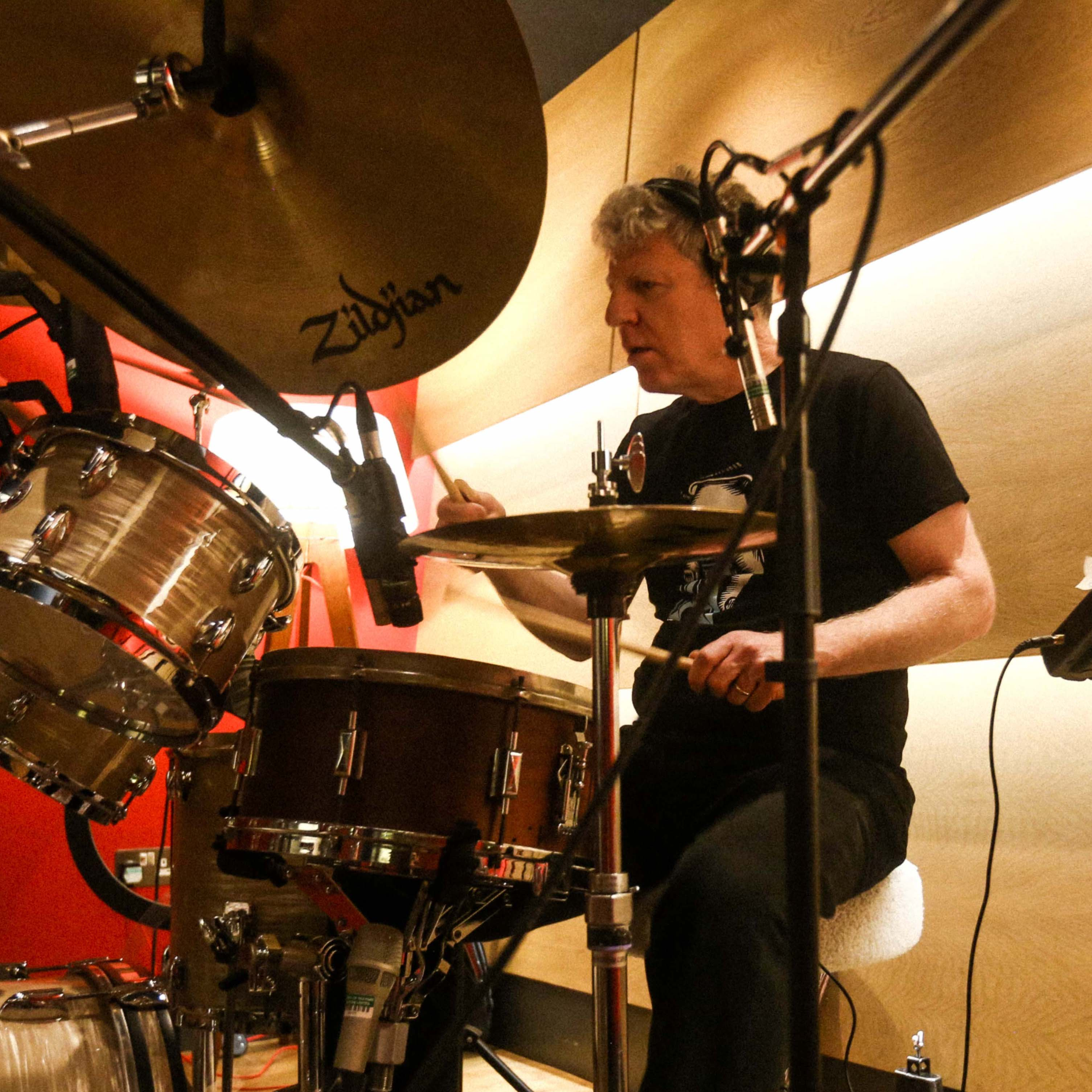 Rick Finlay Drums & Percussion Teacher