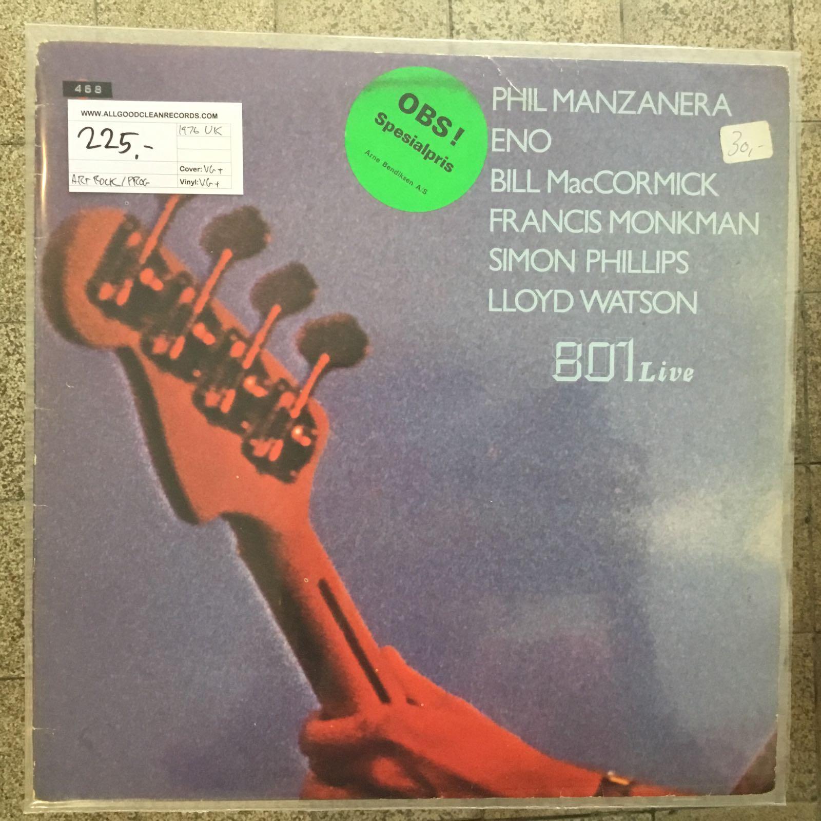 801 – 801 Live [LP] (2. hand)