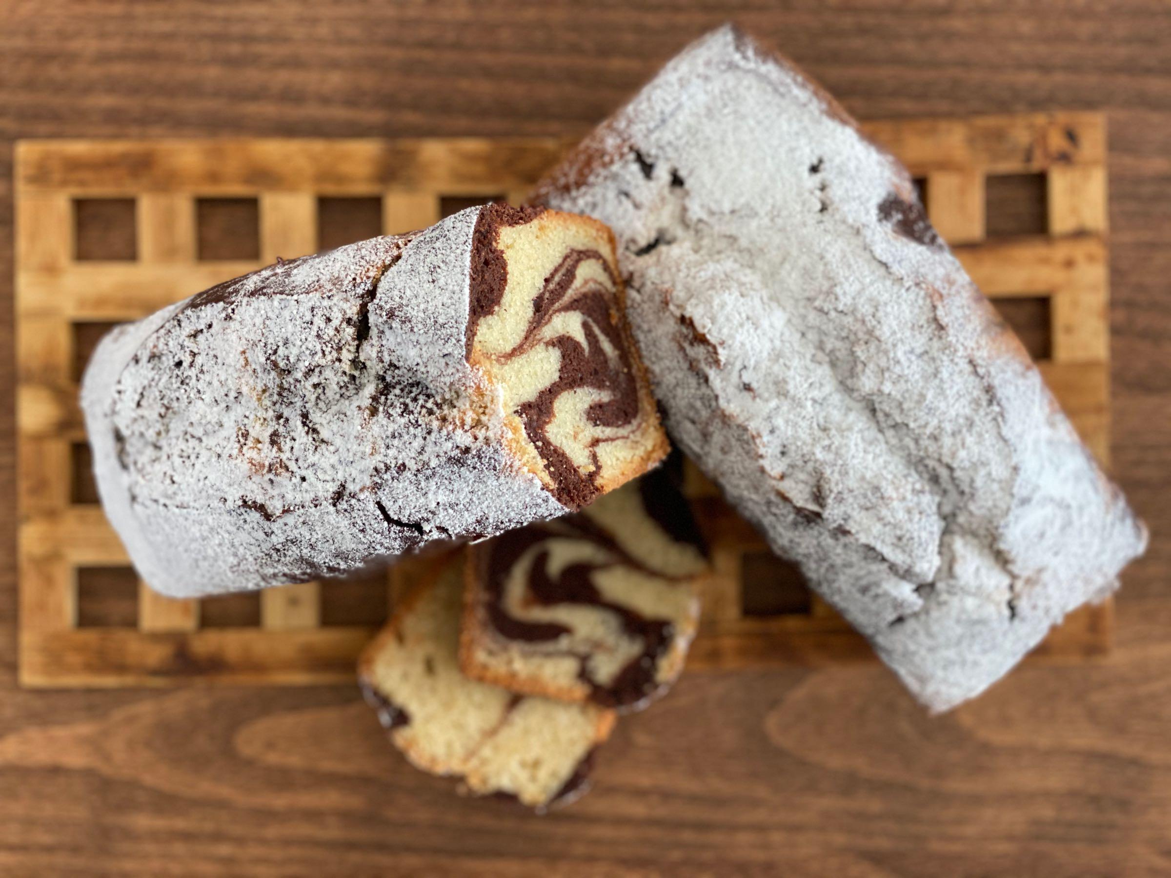 Marmor Kuchen (vegan)