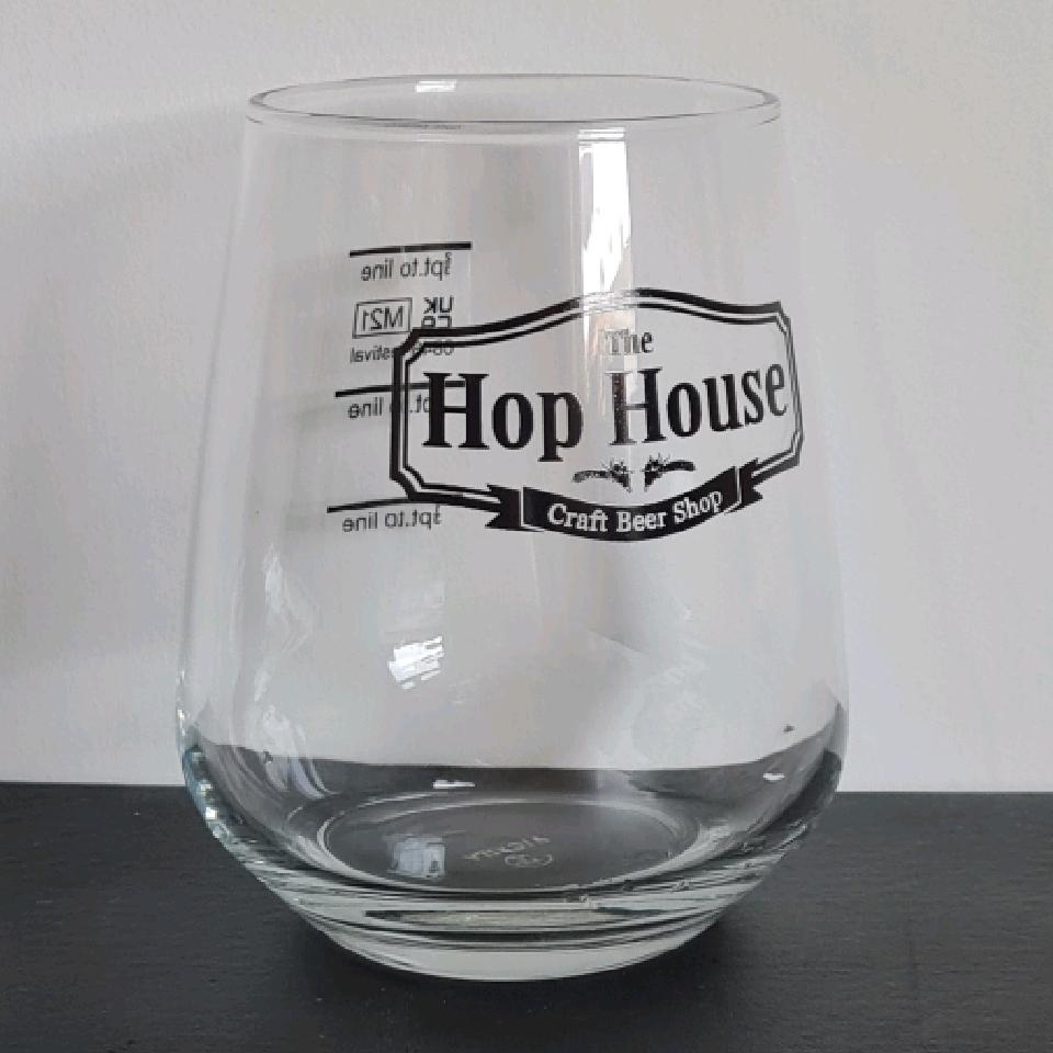 Hop House Glass