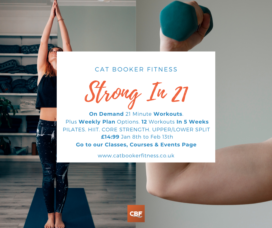 STRONG IN 21 On Demand Workouts