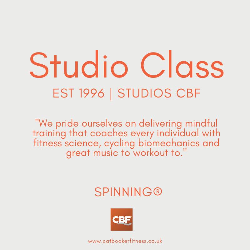 Spinning(R) LIVE Studio Class