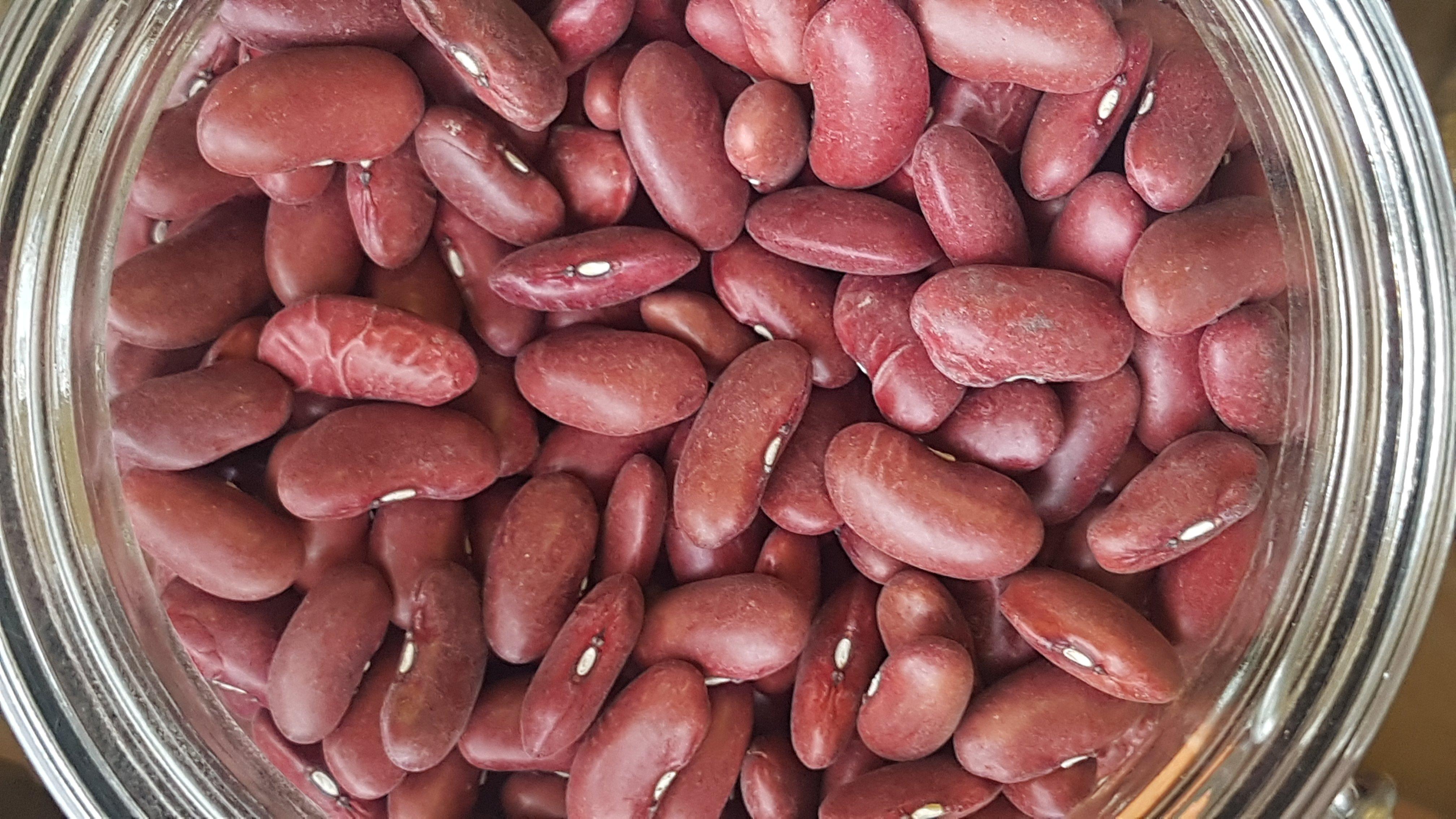 Red Kidney Beans Organic - per 100g
